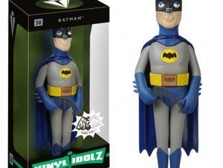 Batman Classic 1966 Tv Series Batgirl Vinyl Idolz Figure