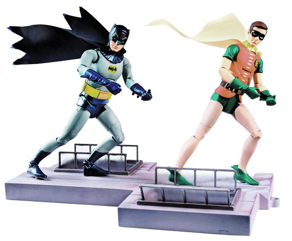 Batman Classic Action Figures