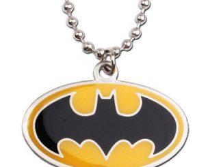 Batman Classic Emblem Pendant