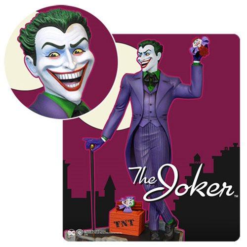 Batman Classic Joker Maquette Statue