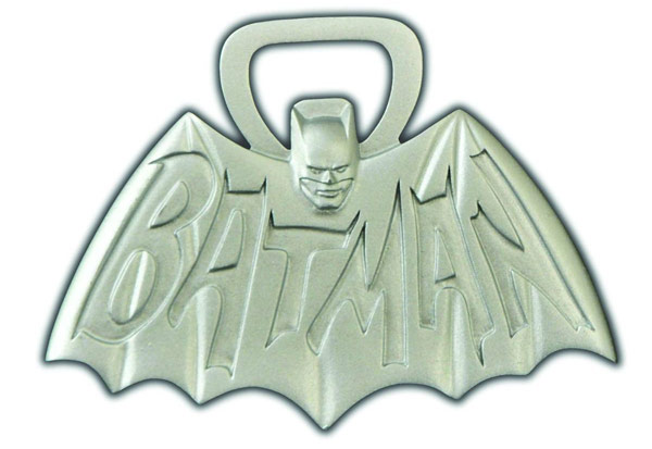 Batman Classic TV Series Logo Bottle Opener