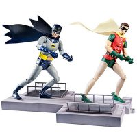 Batman Classics 1966 TV Moments Action Figure 2 Pack