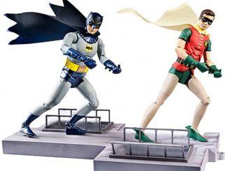 Batman Classics 1966 TV Moments Action Figure 2 Pack