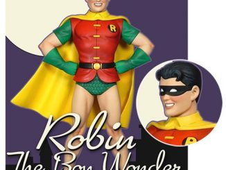Batman Classics Collection Robin Maquette Statue