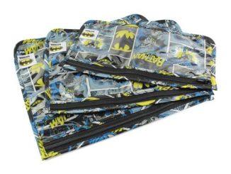 Batman Clear Travel Bag 3-Pack
