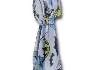 Batman Collage Womens Fashion Scarf