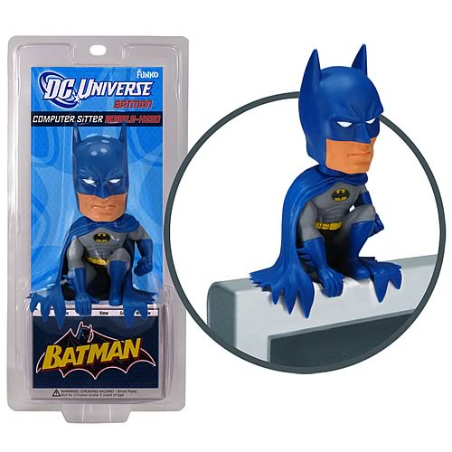 Batman Computer Sitter Bobble Head