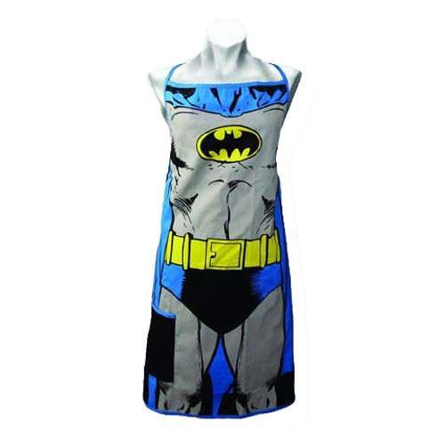 Batman Cooks Apron with Pocket