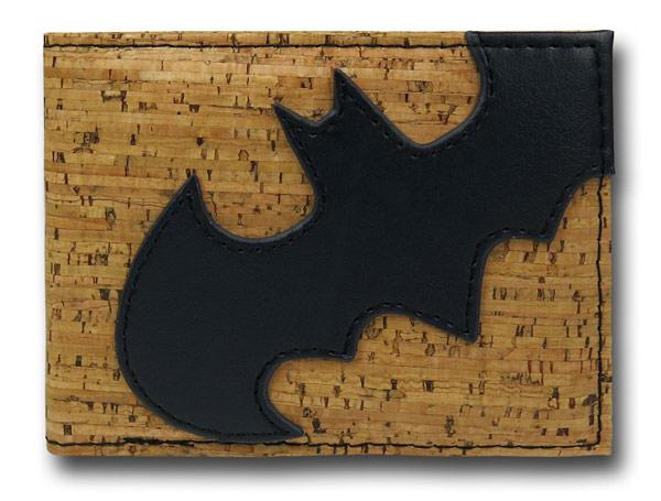 Batman Cork Wallet