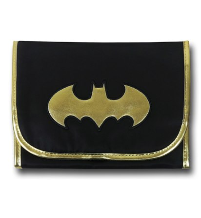 Batman Cosmetic Bag