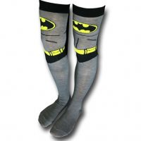 Batman Costume Over-the-Knee Caped Socks
