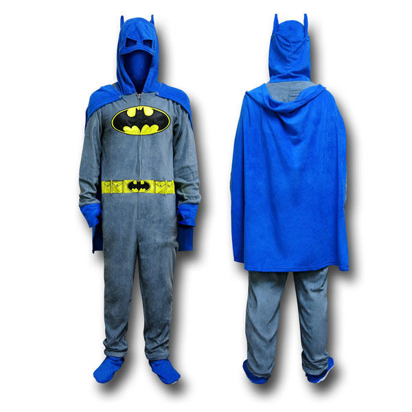 Batman Costume Pajamas