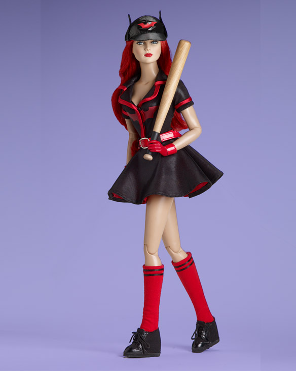 Batman DC Comics Bombshells Batwoman DC Stars Tonner Doll 1