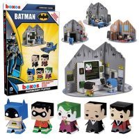 Batman DC Comics Boxos Papercraft Activity Set