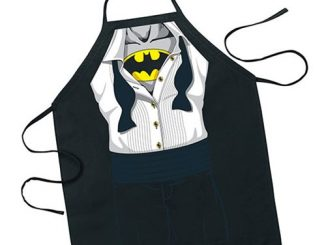 Batman DC Comics Revealed Character Apron