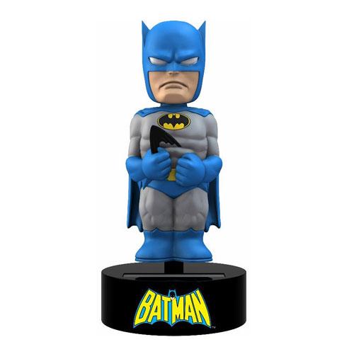 Batman DC Comics Solar-Powered Bobble Head