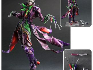 Batman DC Comics The Joker Play Arts Kai Variant Figure