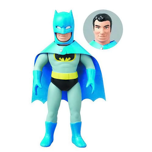 Batman DC Hero Sofubi Soft Vinyl Action Figure