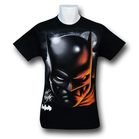 Batman-Dark-Knight-Airbrushed-Glow-T-Shirt