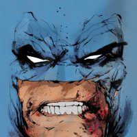 Batman Dark Knight III Large Giclee Print
