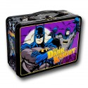 Batman Dark Knight Large Tin Tote