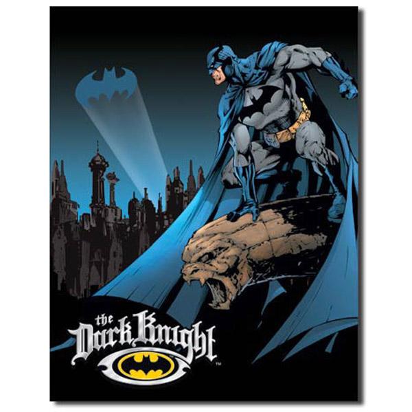 Batman Dark Knight Metal Sign