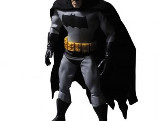 Batman Dark Knight Returns Real Action Hero Figure