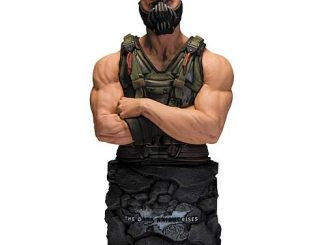 Batman Dark Knight Rises Bane Bust