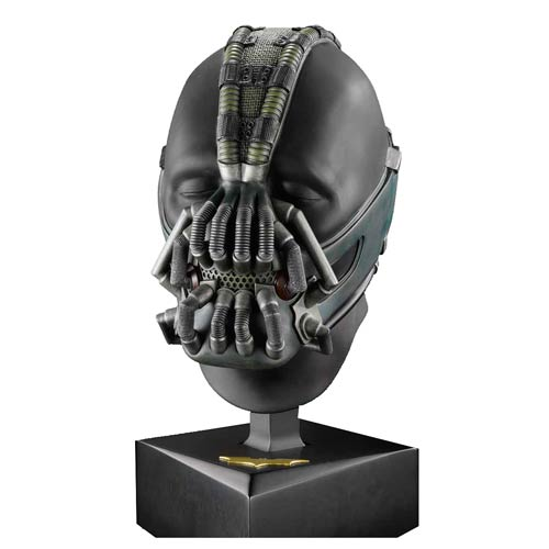 Batman Dark Knight Rises Bane Display Mask Prop Replica