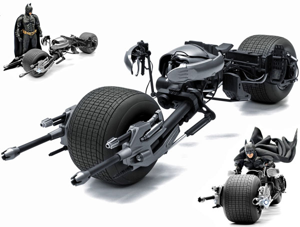 Batman Dark Knight Rises Batpod