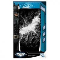 Batman Dark Knight Rises Clear Pub Glass