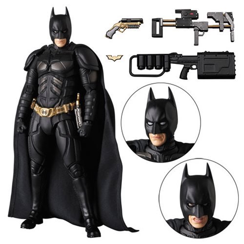 Batman Dark Knight Rises MAFEX Version 3.0 Action Figure