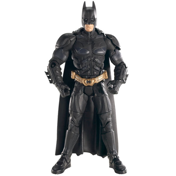 Batman Dark Knight Rises Movie Masters Batman Figure