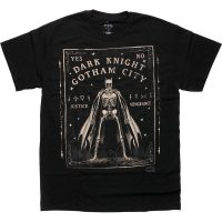 Batman Dark Knight Skeleton Tarot Card T-Shirt