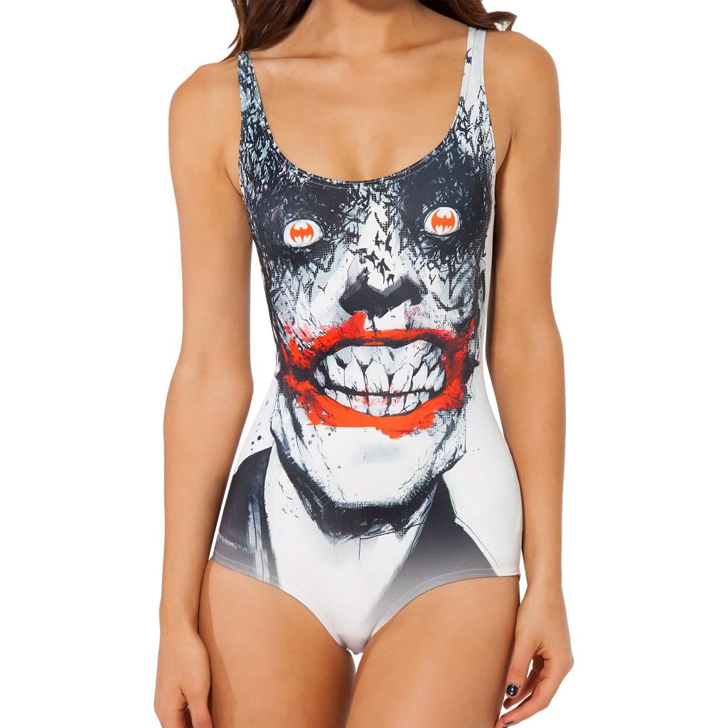 6ad5ab1de1d Batman Differently Sane Swimsuit