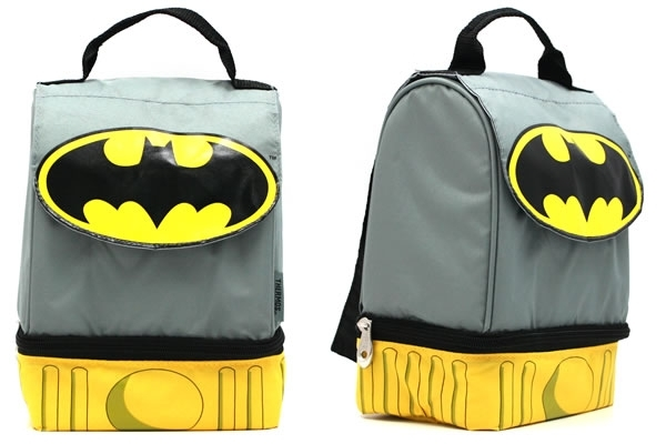 Batman Dual Lunch Kit with Cape