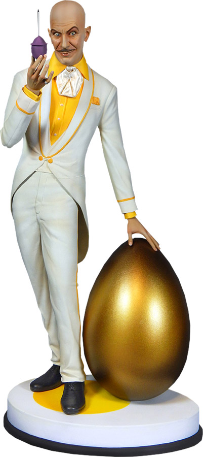 Batman Egghead Maquette