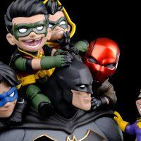Batman Family Q-Master Diorama Statue Detail