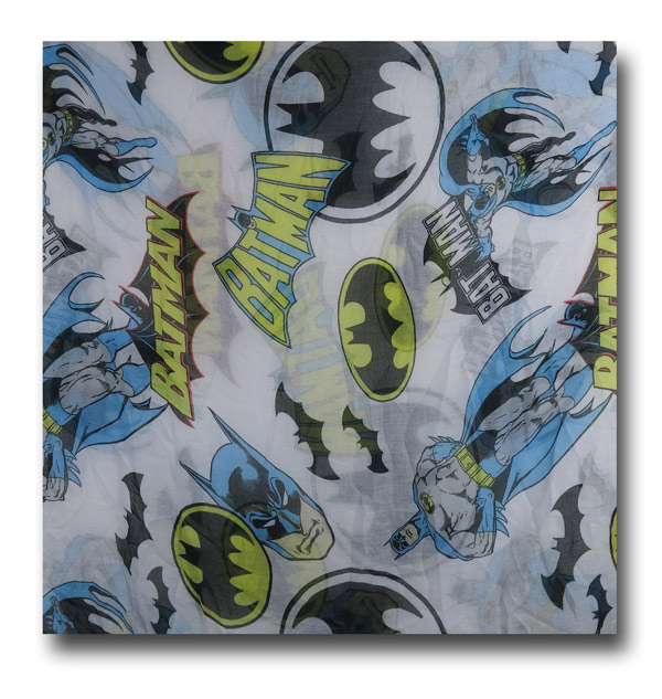 Batman Collage Women's Fashion Scarf