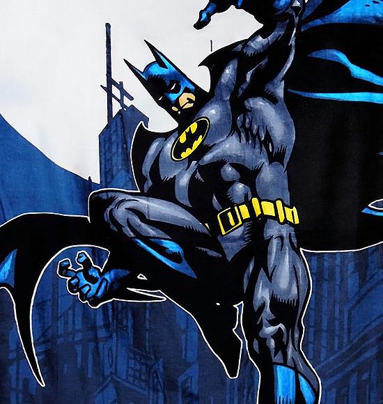Batman Fight Crime Keep Peace Beach Towel