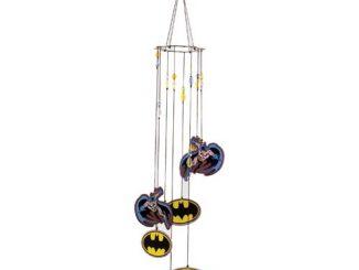 Batman Figural Metal Wind Chimes