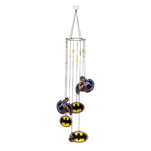 Batman Figural Metal Wind Chimes