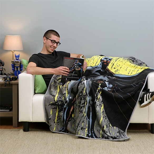 Batman Fleece Blanket