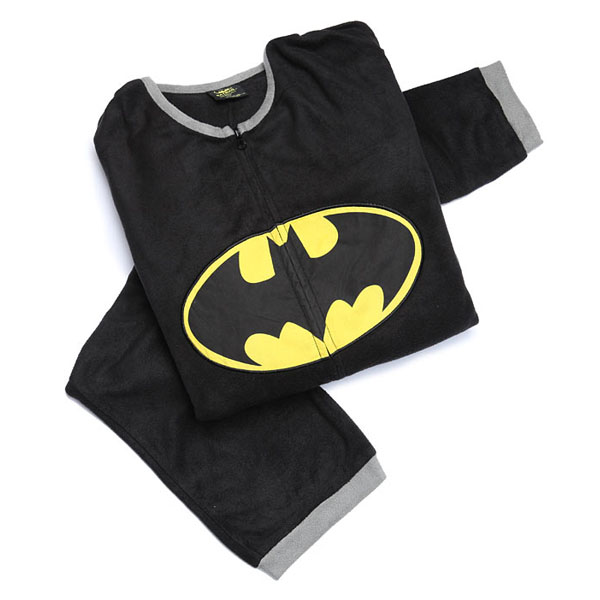 Batman Fleece Pajamas