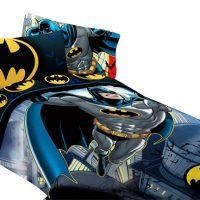 Batman From The Rooftop Sheet Set