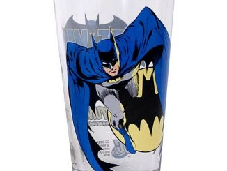 Batman Glass Toon Tumbler