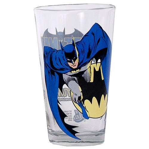 Batman Glass Toon Tumbler