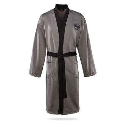 Batman Gotham Athletics Jersey Robe