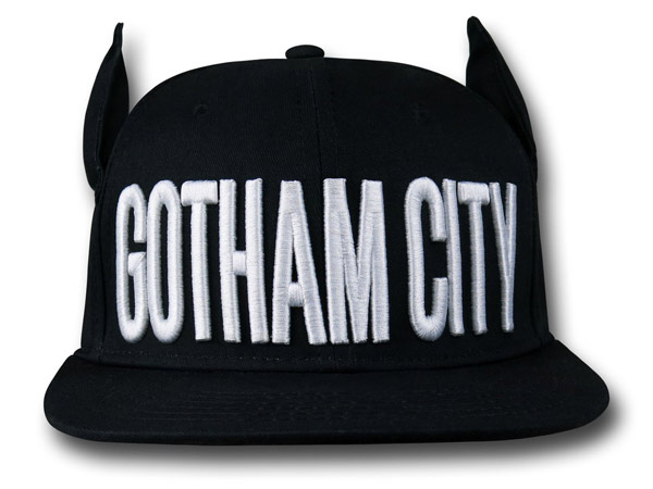 Batman Gotham City Cap