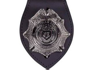 Batman Gotham City Police Badge Prop Replica